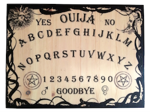 Psychic Dangers Of Using a Ouija Board